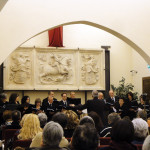 Biblioteca Malatestiana sala S.Giorgio - Cesena, 21 Dicembre 2013