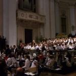 Chiesa di Sant'Agostino Cesena, 15 dicembre 2013 (AmbarabàciccicocCoro)